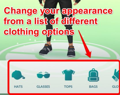How To Customize Avatar Appearance - Cosmetic Item List