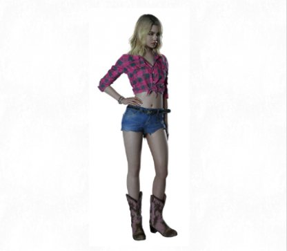 Becca Woolett - Survivor Overview
