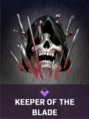 Keeper of the Blade