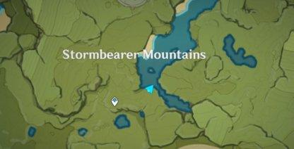 Stormbearer Mountains