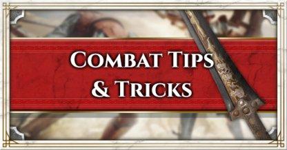 Combat Tips & Tricks
