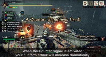 counter signal