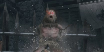 Sekiro Shadows Die Twice Boss Chained Ogre