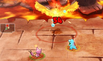 Only You & Partner Fight Moltres