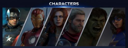 Choose Avenger To Play