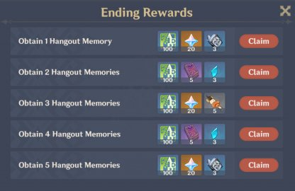 Each Ending Unlocked Gives A Reward