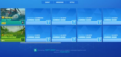 Complete 10 Battle Pass Missions