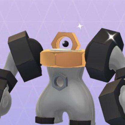 Shiny Melmetal