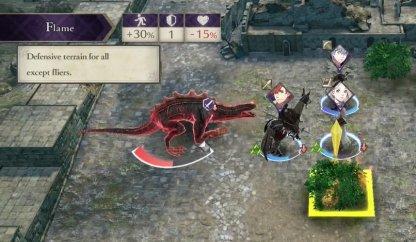 Demonic Beast Strategy Guide - Flame Tile