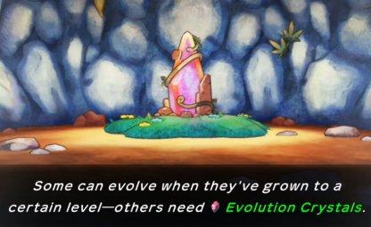 Some Pokemon Require Evolution Crystals