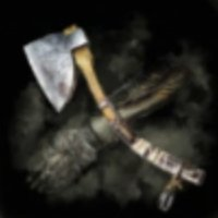 Loaded Axe Icon Image