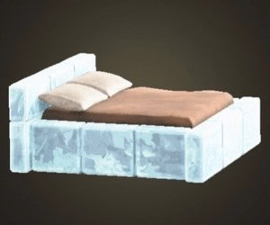 Frozen Bed