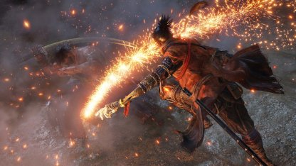 Sekiro Does Not Have Online / Multiplayer Features