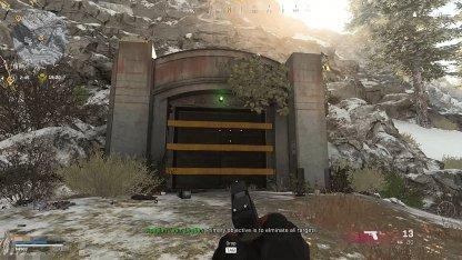D2 Dam Bunker Location