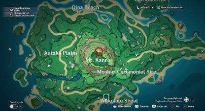 Seelie 1 Map Location