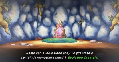 Evolution Crystal Guide