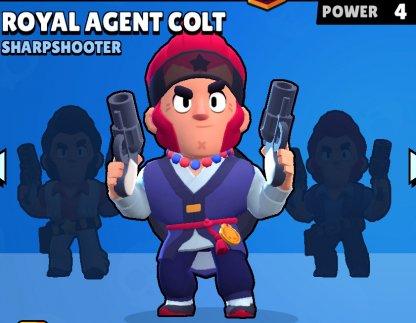 Royal Agent Colt