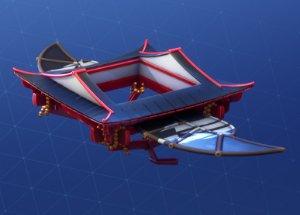 Glider skin Imagen EQUILIBRIUM