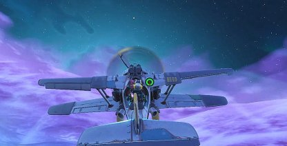 Fortnite Battle Royale Week 4 Challenges Use an X-4 Stormwing Plane Challenge