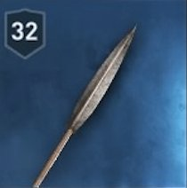 Spear of Lashing Stats