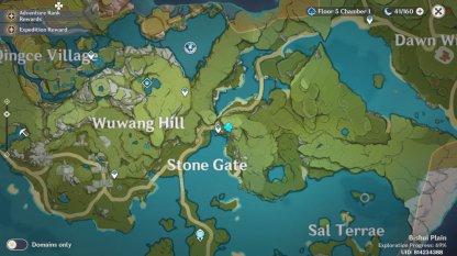 Near The Stone Gate Waypoint