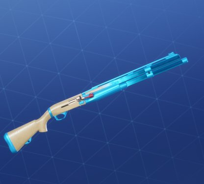 TIDAL WAVE Wrap - Shotgun