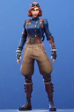 Skin Outfit AIRHEART