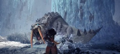 Cold Habitat Monsters will Appear