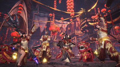 Celebrate Lunar New Year With New Layered Armor