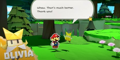 Your New Partner Olivia