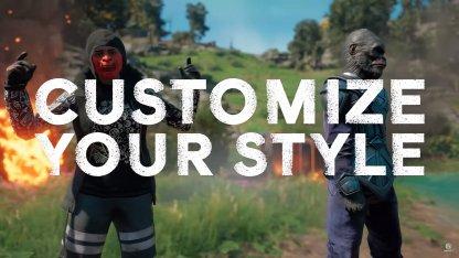 Character Creation & Customization