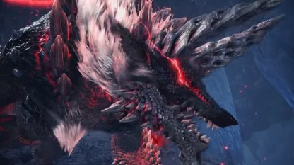 Dragon Subspecies Stygian Zinogre Returns In Iceborne!