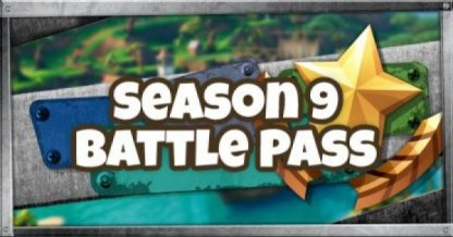 the Season 9 Battle Pass