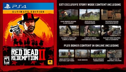 Red Dead Redemption 2 - Release Date