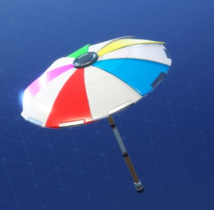 Fortnite Beach Umbrella (S5)