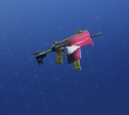 KITSUNE Wrap - Submachine Gun