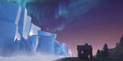 Iceberg Biome