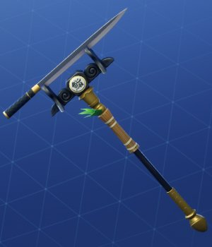 Pickaxe Skin FILET AXE