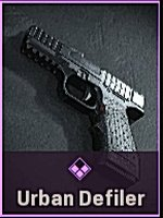 Urban Defiler Handgun