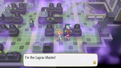 Lapras Master Trainer