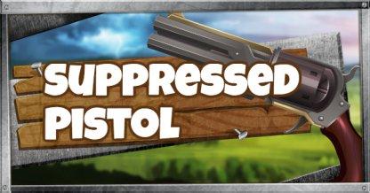 Suppressed Pistol Guide - Damage, DPS, Stats & Tips