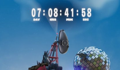 Countdown Timer Appeared