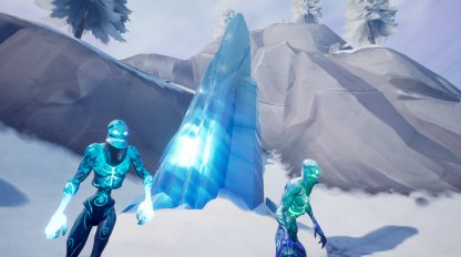 Fortnite Ice Storm Challenge Deal Damage with Explosive Weapons