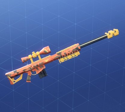 LION Wrap - Sniper Rifle