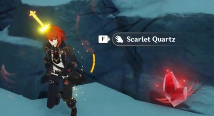 Scarlet Quartz get