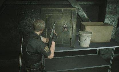Resident Evil 2 G Adult Eyes