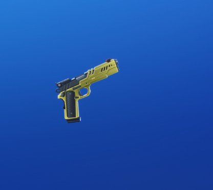 YELLOW GLOW Wrap - Handgun