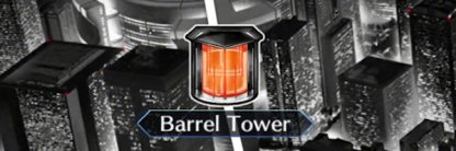 Barrel Tower map