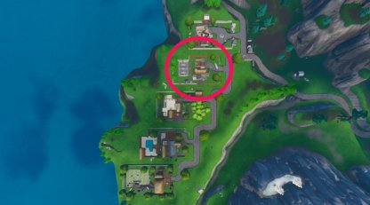 Snobby Shores Birds Eye View