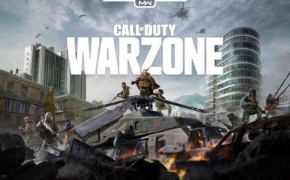 Warzone Battle Royale